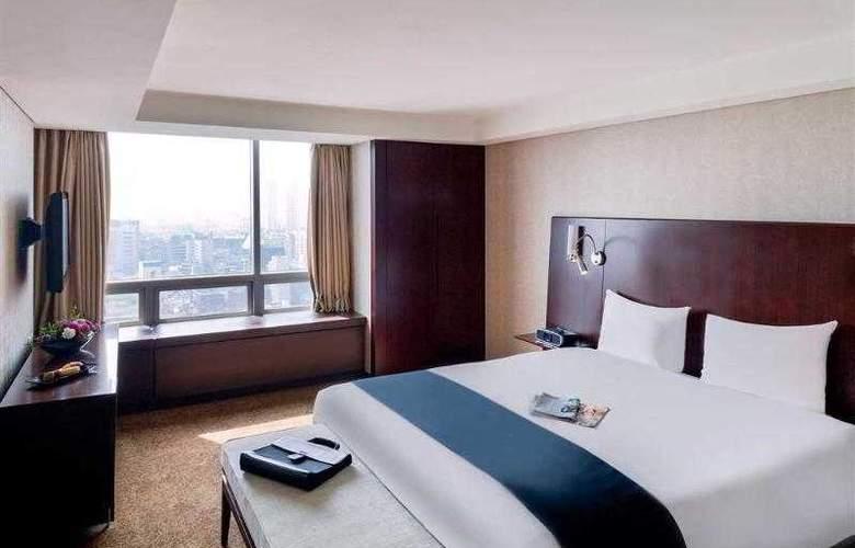 Novotel Ambassador Daegu - Hotel - 5