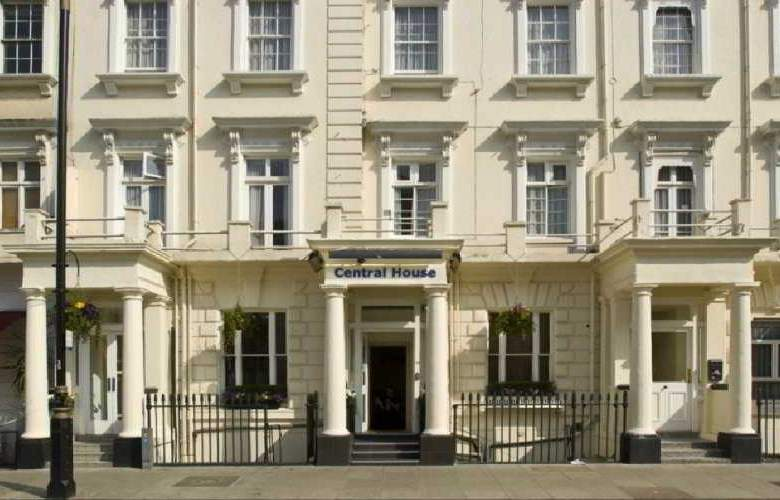 Comfort Inn London Westminster - Hotel - 0