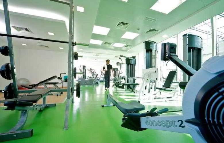 Holiday Inn Dubai Al Barsha - Sport - 8