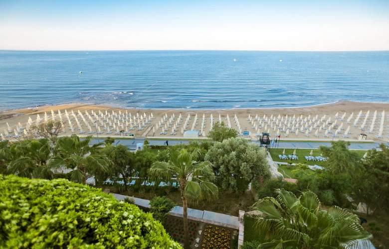 Melas Resort Hotel Side - Beach - 4