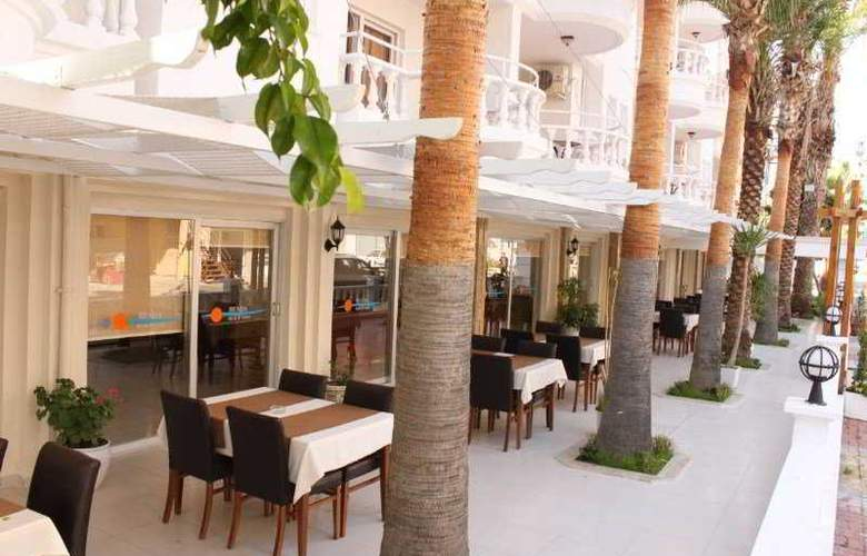 Renda Beach Hotel - Terrace - 8