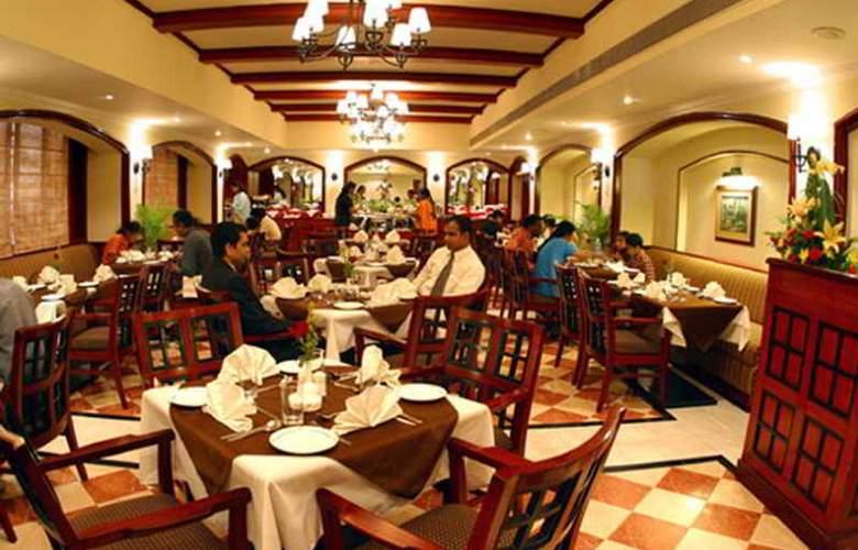 The Elanza Hotel - Restaurant - 7