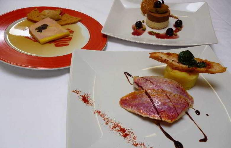 Grand Hotel du Luxembourg - Restaurant - 6