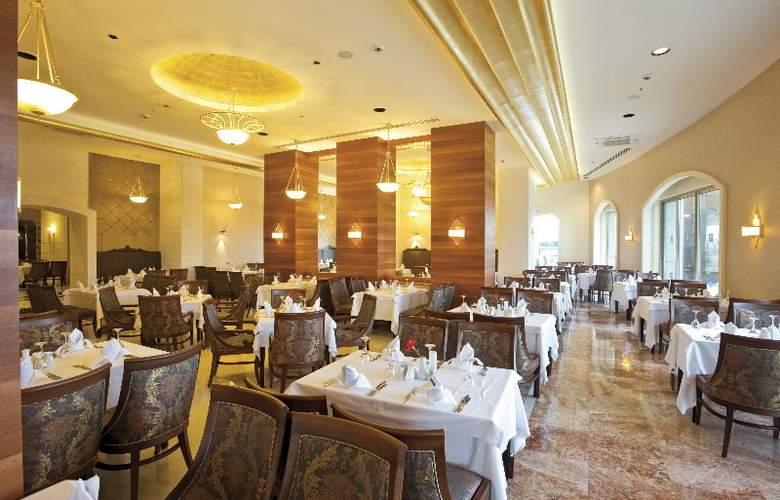 Melas Lara Hotel - Restaurant - 5