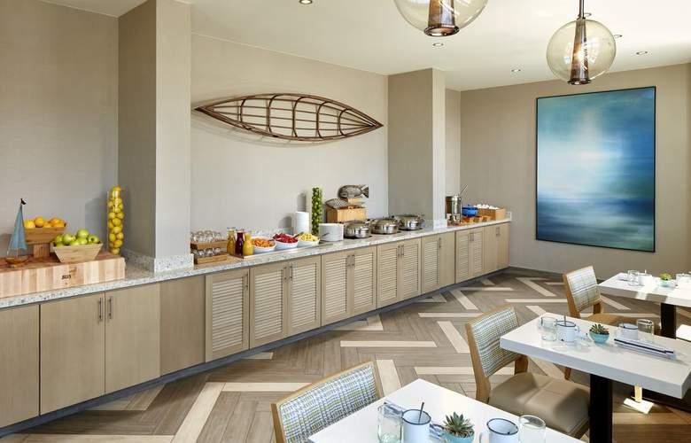 Hilton Garden Inn San Diego Downtown/Bayside - Meals - 6