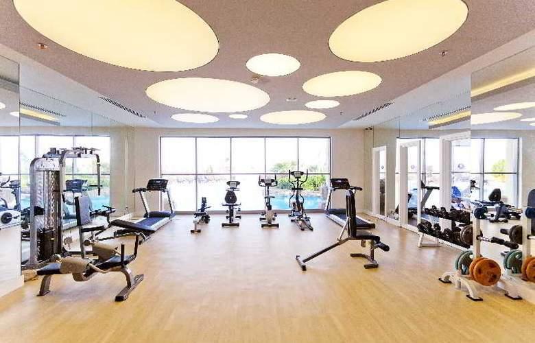 Melas Resort Hotel Side - Sport - 22