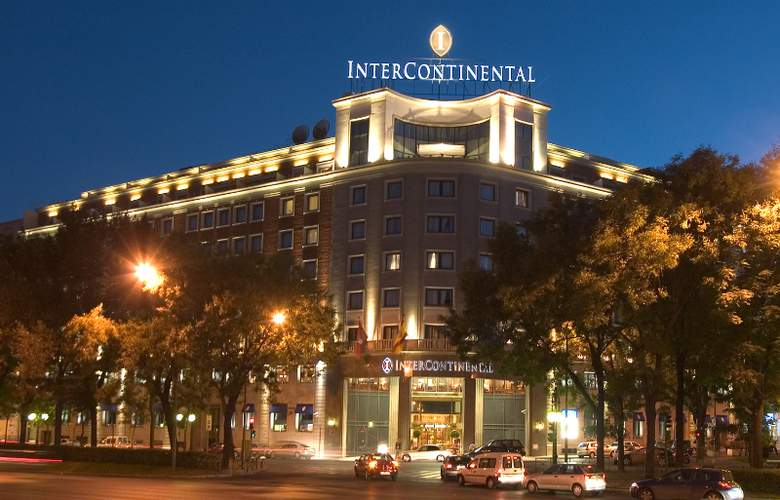 Intercontinental Madrid - Hotel - 2