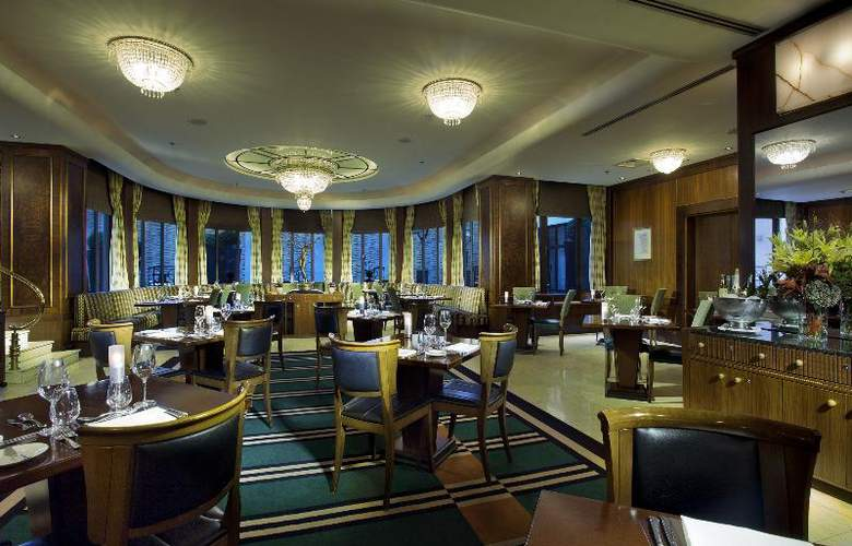 Radisson Blu Alcron Hotel - Restaurant - 31