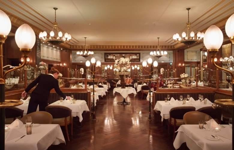 Hotel Schweizerhof Bern - Restaurant - 8