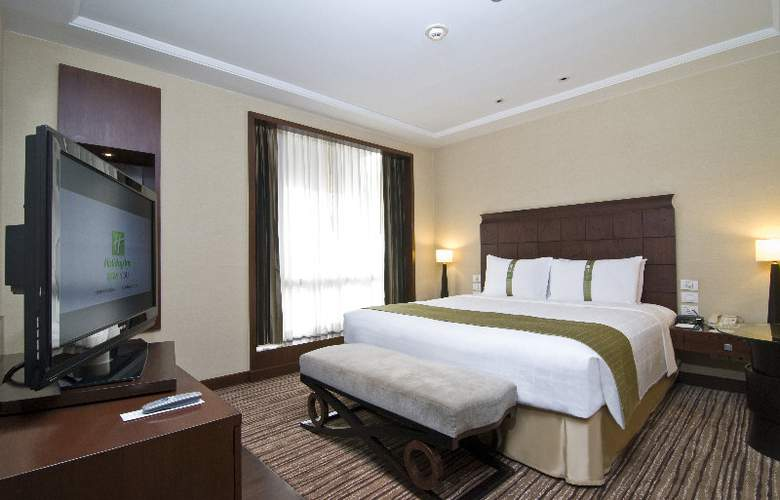 Holiday Inn Bangkok - Room - 11