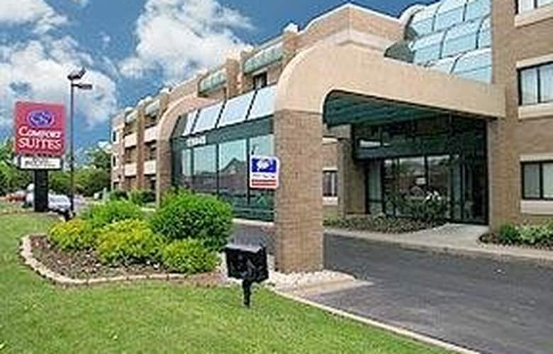 Comfort Suites (Oakbrook Terrace) - Hotel - 0