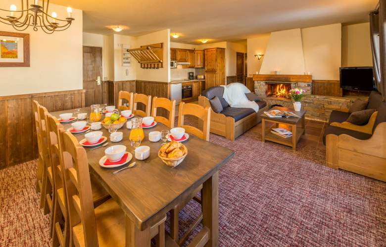 Chalet Altitude - ARC 2000 - Room - 10
