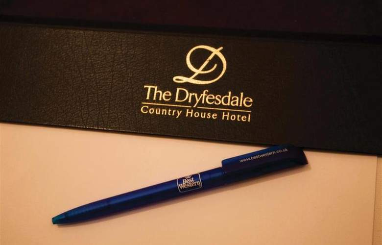 Best Western Dryfesdale - Conference - 363
