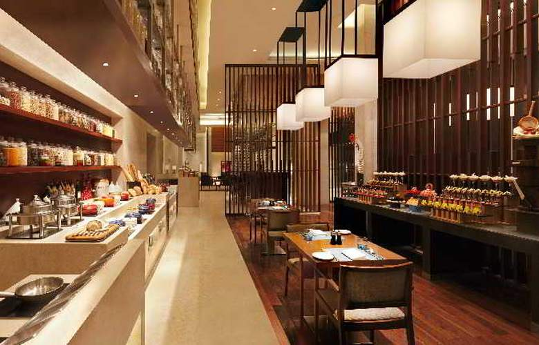 DoubleTree by Hilton Pune Chinchwad - Restaurant - 25