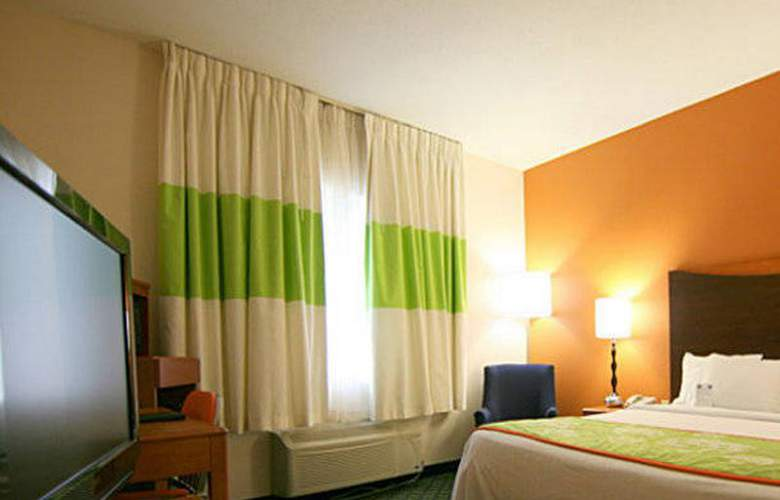 Fairfield Inn by Marriott Kansas City Internationa - Room - 6