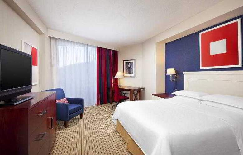 Sheraton San Diego Hotel & Marina - Room - 29