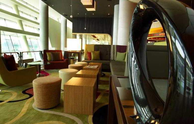Aloft Abu Dhabi - Hotel - 9