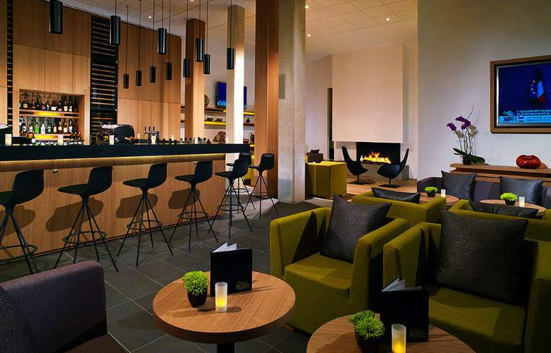 Courtyard By Marriot Montpellier - Bar - 11