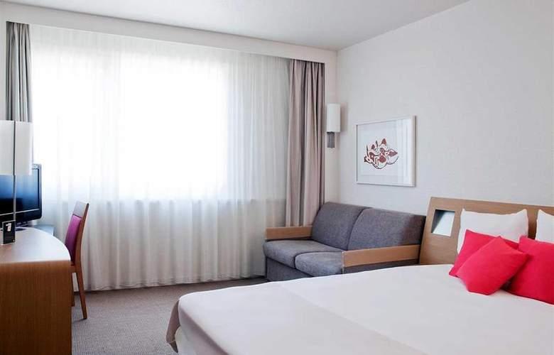 Novotel Lyon Bron Eurexpo - Room - 42