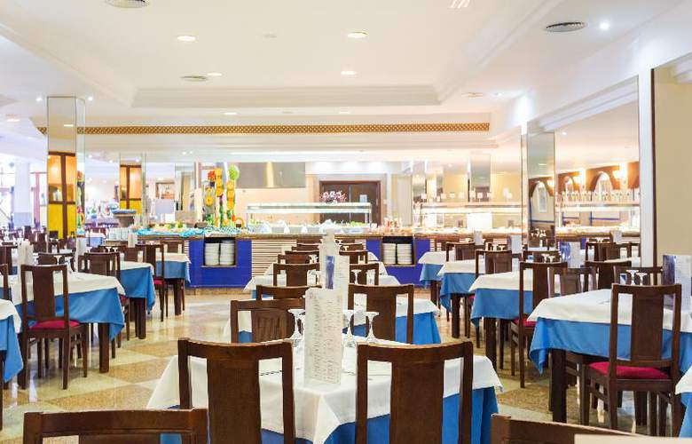 Apartamentos Globales Tamaimo Tropical - Restaurant - 28