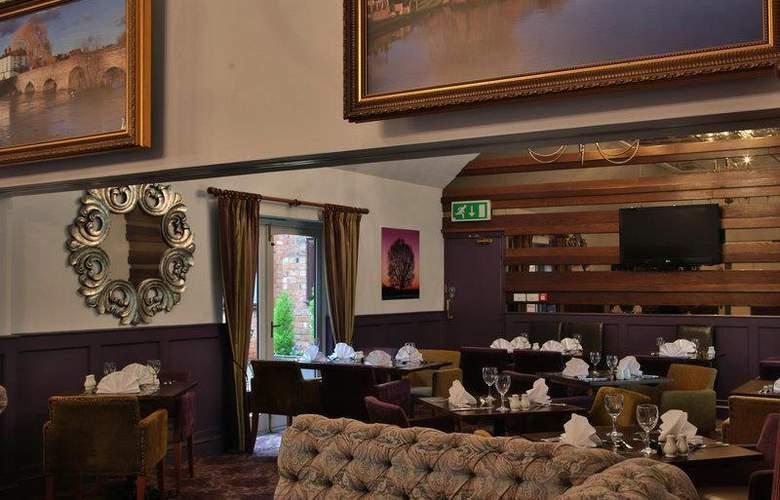 Best Western Henley Hotel - Restaurant - 133