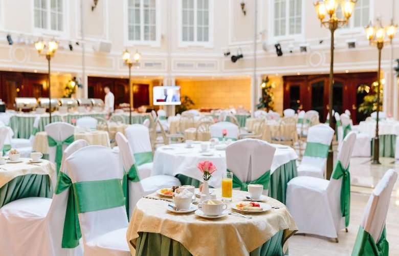 Grand Hotel Emerald - Restaurant - 20