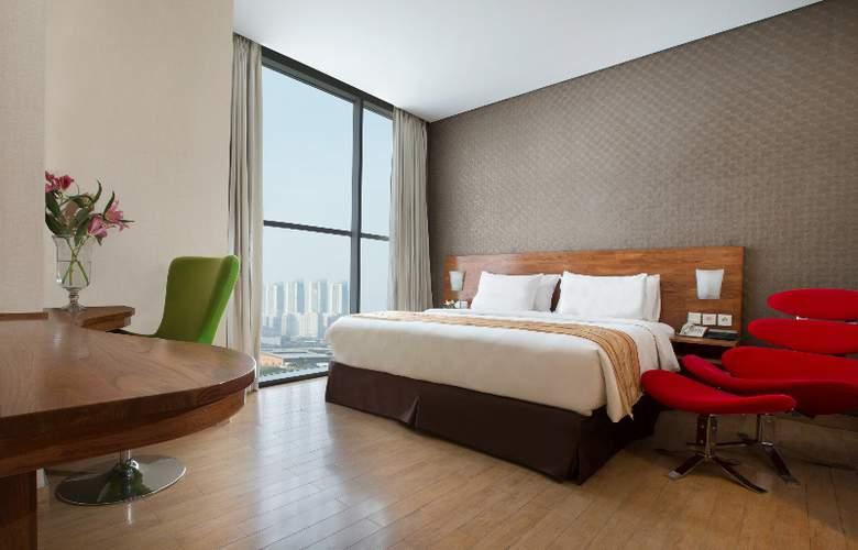 Hariston Hotel & Suites - Room - 19