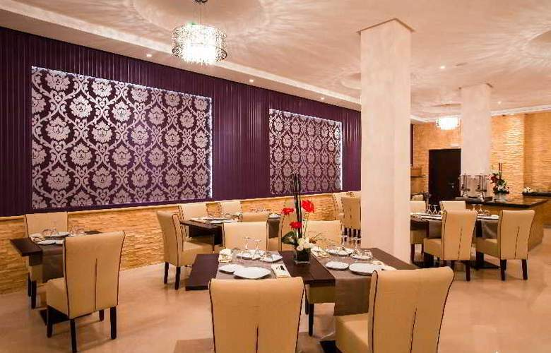 Atlas Sky Airport Hotel - Restaurant - 27