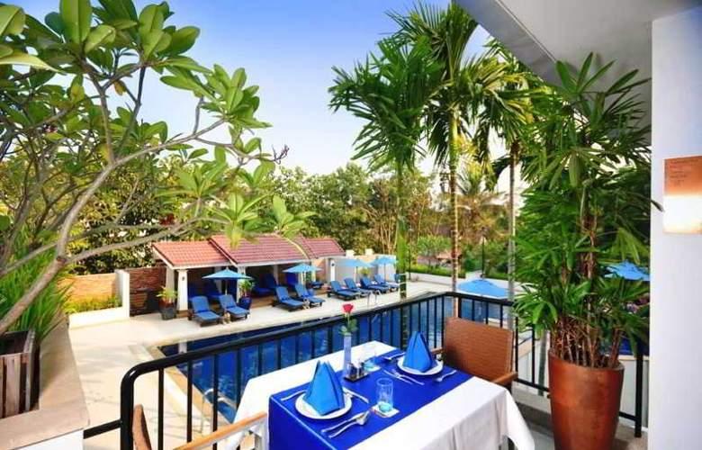 Tara Angkor - Terrace - 4