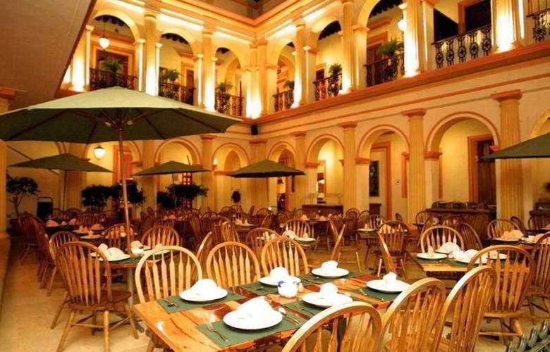 Ciudad Real Centro Historico - Restaurant - 9