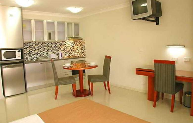 Comfort Inn & Suites Burwood - Room - 2