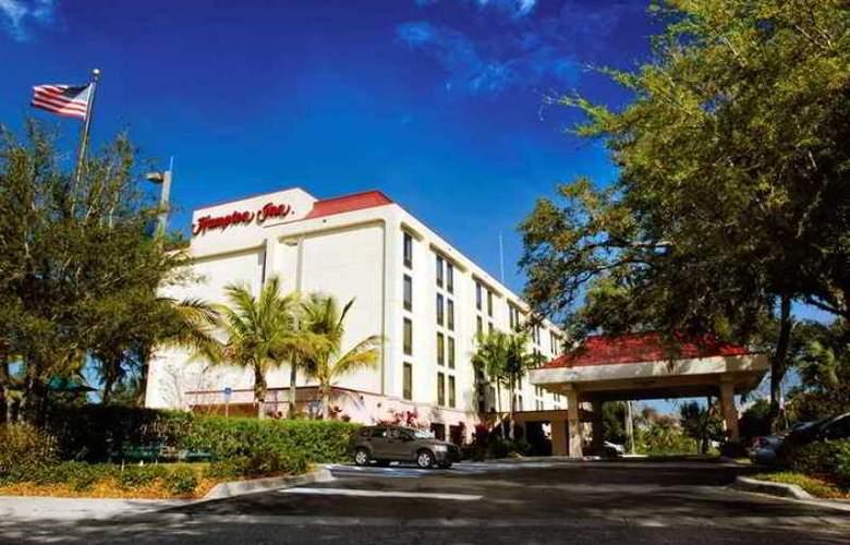 Hampton Inn Ellenton/ Bradenton - Hotel - 0