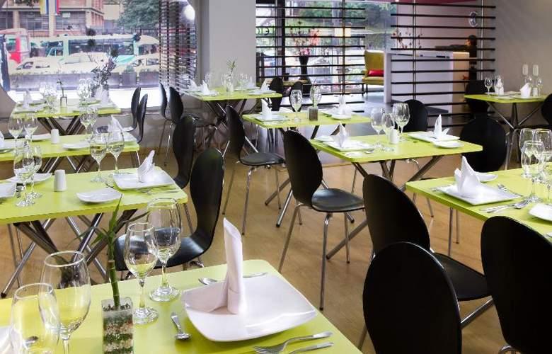 Hotel L´etoile Universidad Javeriana - Restaurant - 12