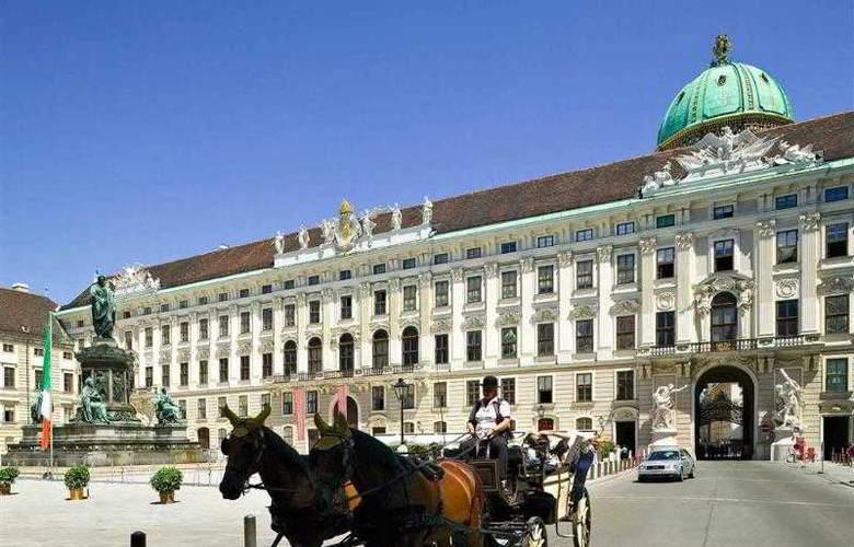 Hotel Am Konzerthaus Mcgallery by sofitel - Hotel - 23