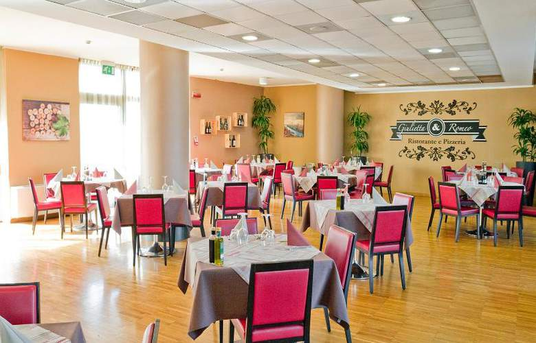 AirportHotel Verona Congress and Relax - Restaurant - 11