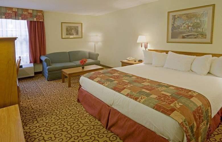 Best Western Plus Historic Area Inn - Room - 9