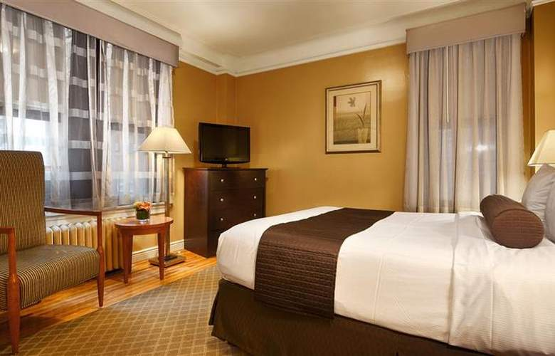 Best Western Plus Hospitality House - Apartments - Room - 95