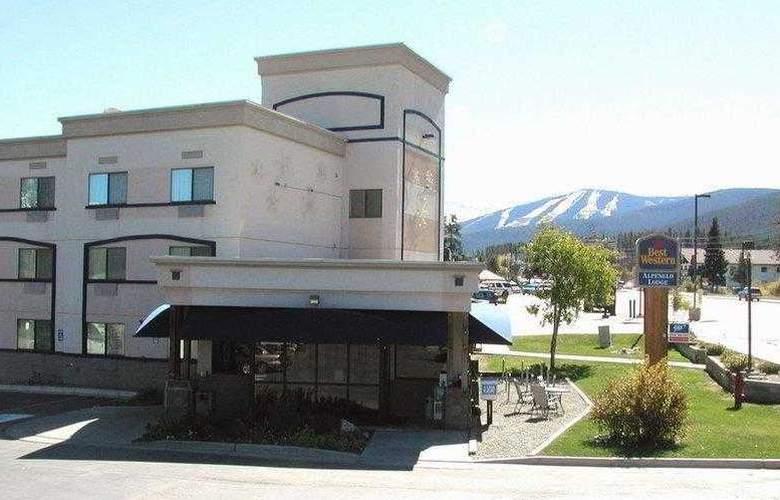Best Western Alpenglo Lodge - Hotel - 0