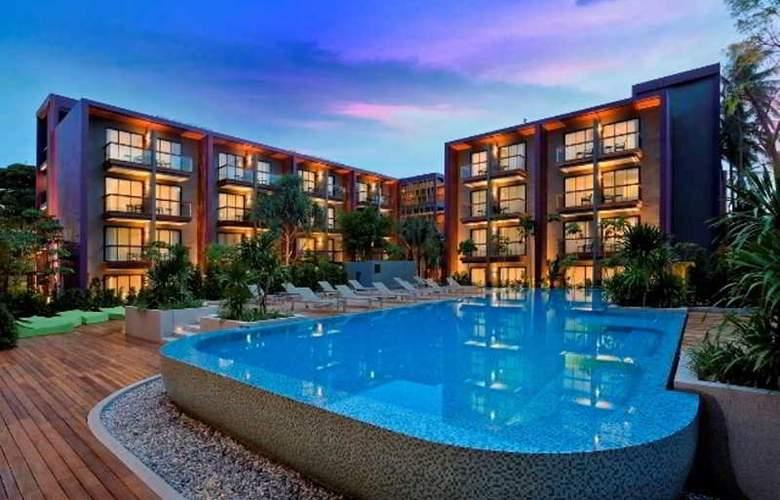 Holiday Inn Express Phuket Patong Beach Central - Hotel - 0
