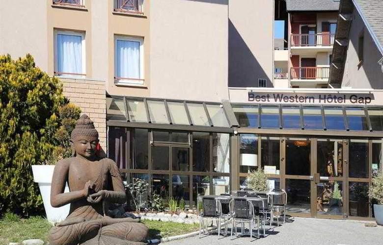 Comfort Hotel Gap Le Senseo - Hotel - 67