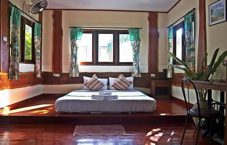 Baan Pongam Resorts - Room - 5