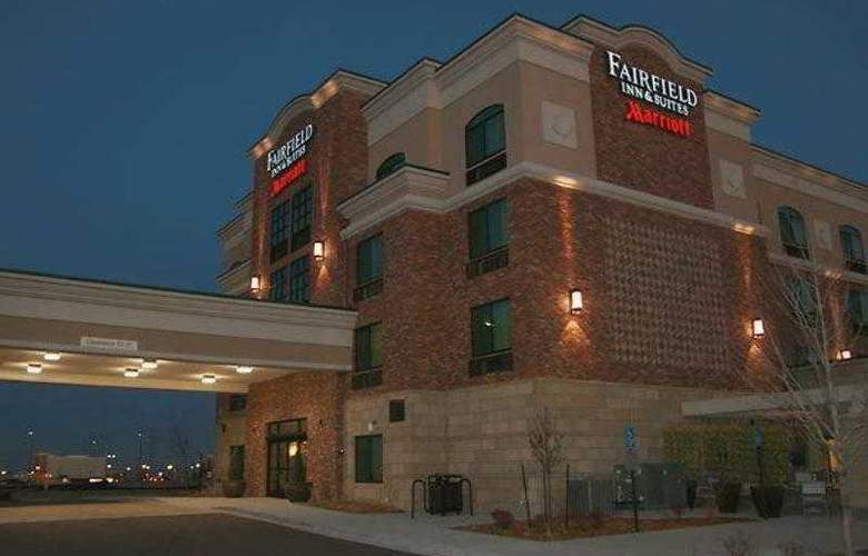 Fairfield Inn & Suites Denver Aurora/Parker - Hotel - 10