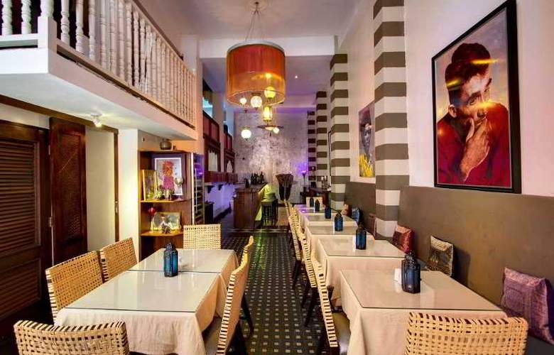 CasaBlanca Hotel Old San Juan - Restaurant - 2
