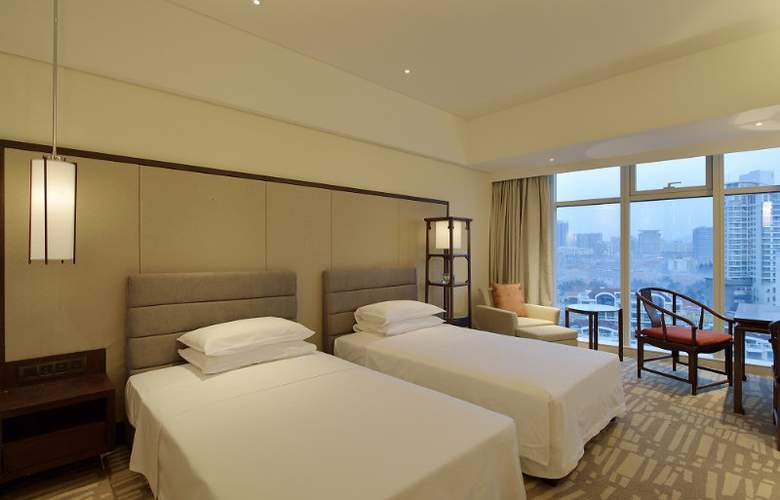 Hyatt Regency Qingdao - Room - 18
