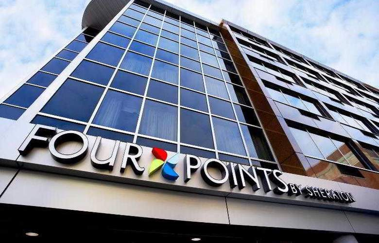 Four Points by Sheraton Halifax - Hotel - 10