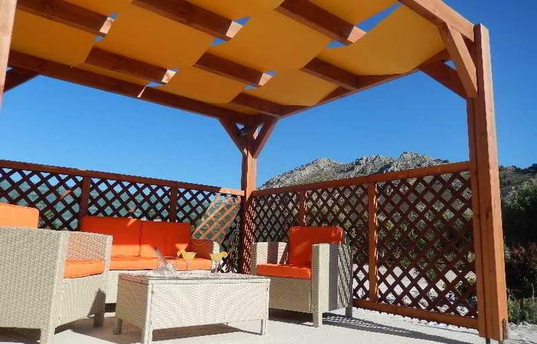Stergios Villa - Terrace - 19