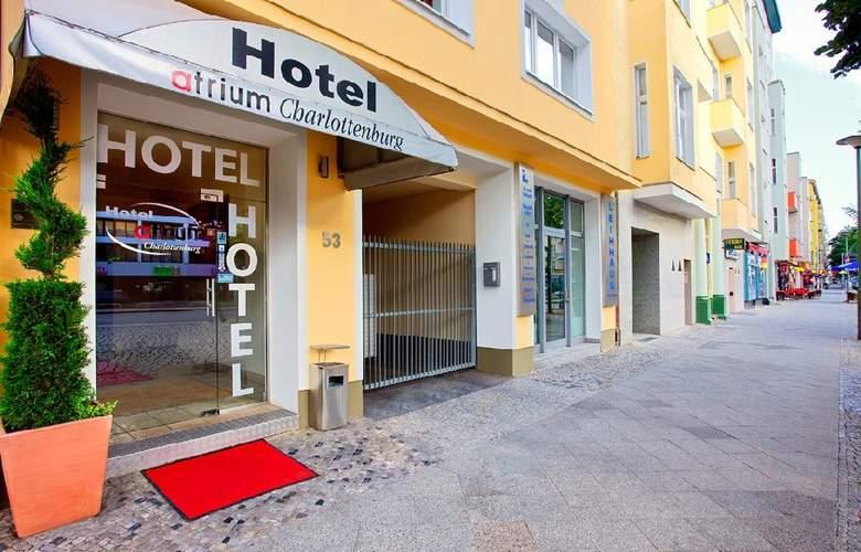 Atrium Charlottenburg - Hotel - 0