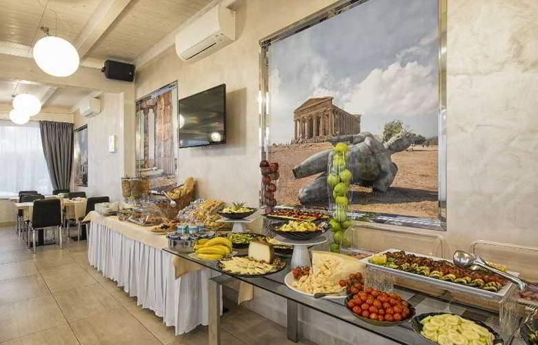 Simon Hotel - Restaurant - 7
