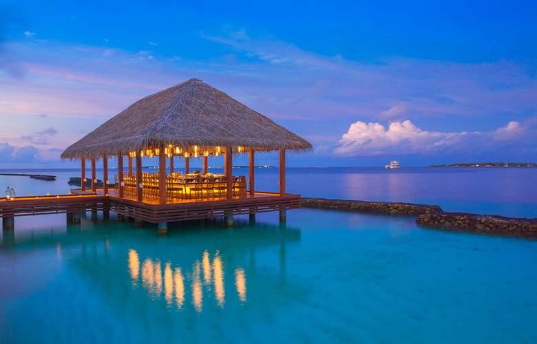 Kurumba Maldives - Restaurant - 41