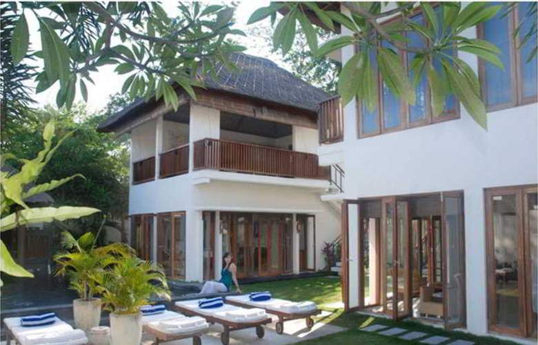 Bali Baliku Luxury Villa - Terrace - 56